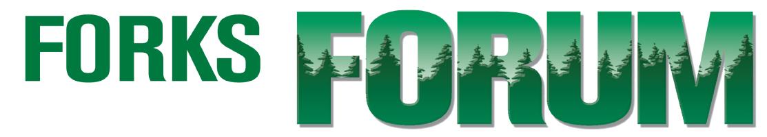 Forks Forum