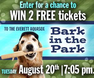 AquaSox Bark in the Park 2