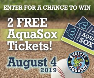 Enter to Win AquaSox Tickets