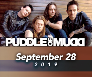 Win Puddle of Mudd Tickets
