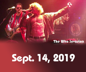 Win The Who Tribute Tickets
