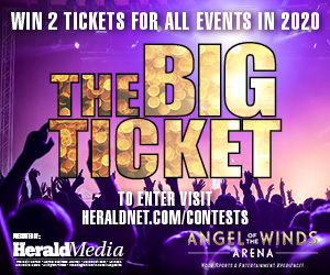 Enter to Win The Big Ticket