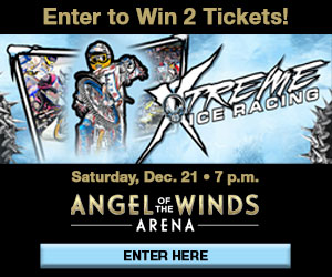 Win Ice Racing Tickets