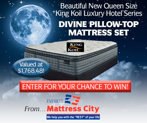 Enter to Win a New Mattress