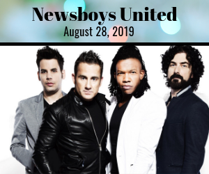 Newsboys United Giveaway