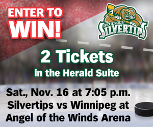 Win Silvertips Tickets