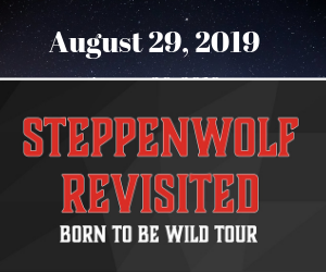 Steppenwolf Ticket Giveaway