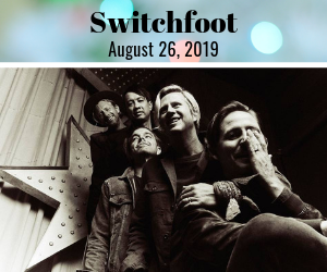 Switchfoot Ticket Giveaway