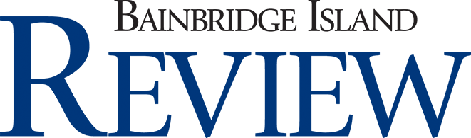 Bainbridge Review Logo