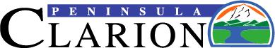 Peninsula Clarion logo