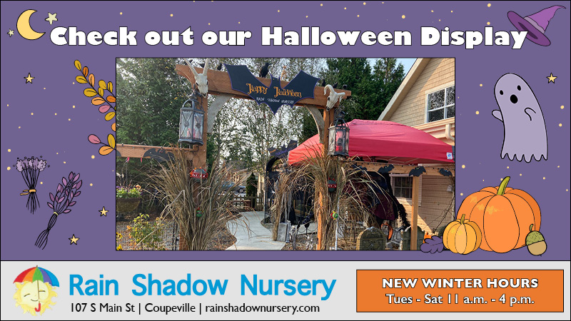 Rain Shadow Nursery banner